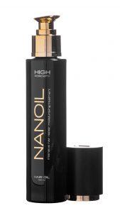 Nanoil for High porosity hair